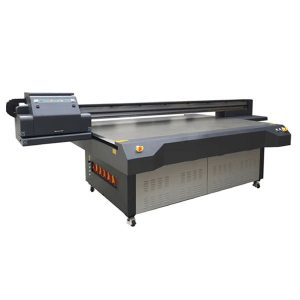 4x8 stopa UV LED flatbed printer s konica & ricoh ispisnom glavom