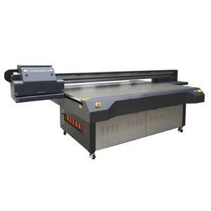 uv vodio plošni pisač za staklo / akril / keramički tiskarski stroj