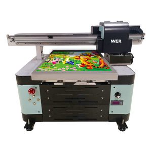 12 boja inkjet a2 automatski tx6090 uv pisač plošni pisač