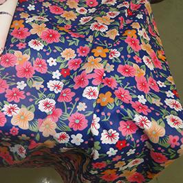 Digitalni tiskani tekstil 1 uzorak digitalnim tekstilnim pisačem WER-EP7880T