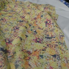 Digitalni tiskani tekstil 3 uzorak A1 digitalnim tekstilnim pisačem WER-EP6090T