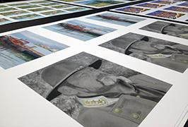 Foto-papir tiskan pomoću eko-otapala s otapalom od 1,8 m (6 stopa) WER-ES1802 2
