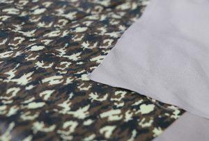 Ispis tkanina uzorak 1 pomoću digitalnog stroja za tiskanje tekstila WER-EP7880T