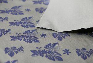 Tiskanje tekstila uzorak 2 pomoću digitalnog stroja za tiskanje tekstila WER-EP7880T