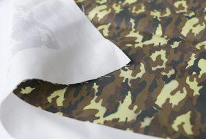 Tiskanje tekstila uzorak 3 pomoću digitalnog stroja za tiskanje tekstila WER-EP7880T