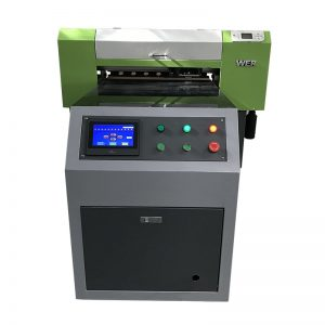 pvc pisač veliki format platna pisač golf loptica tiskarski stroj WER-ED6090UV